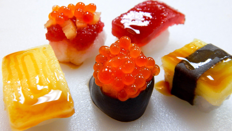 Сладость суши